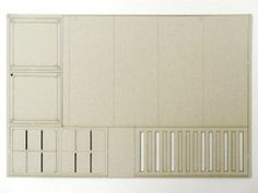 laser cut card shipping containters 2