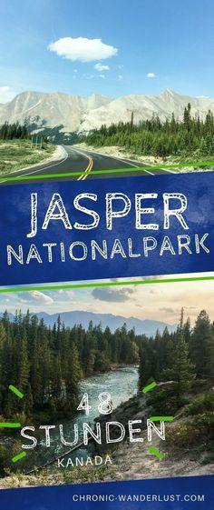 Ein Roadtrip durch Kanadas Jasper Nationalpark: Raften, Wandern und Bären beobachten. #roadtrip #reisen #reise #kanada #jasper #nationalparks