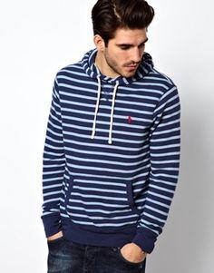 Polo Ralph Lauren Hoody in Stripe
