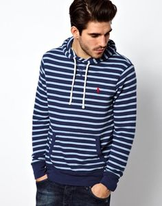 Polo Ralph Lauren Hoody in Stripe