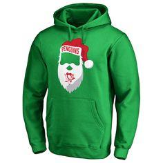 Men s Fanatics Branded Kelly Green Pittsburgh Penguins Jolly Pullover  Hoodie Camisetas 64c62a5228cf3