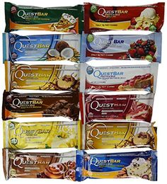Quest Nutrition Quest Protein Bar Variety 24 Pk * More info could be found at the affiliate link Amazon.com on image.