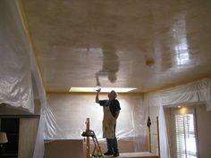 Ceiling - Italian Venetian Plaster - Master Artisan - Mark Nordgren - Bella Faux Finishes - Sioux Falls, South Dakota | by BellaFauxFinishes