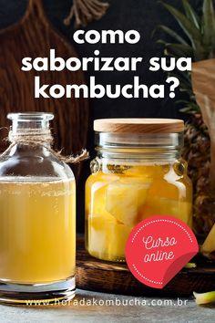 Kefir, Kombucha Beneficios, Flora Intestinal, Cantaloupe, Fruit, Drinks, Food, Gut Health, Fun Recipes