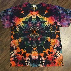 size SMALL PURPLE COLOR TORNADO TIE DYE HOODIE sweatshirt tye dyed hippie spider