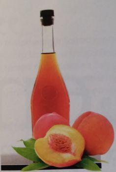 Coisas de Mulher: Licor de caroços de pêssego