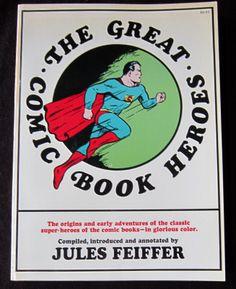 Great Comic Book Heroes #comicbooks http://cgi.ebay.com/ws/eBayISAPI.dll?ViewItem&item=131169845461