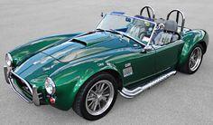 Green AC Cobra