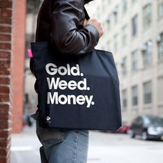 Gold. Weed. Money. - Huge Limited