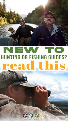 At some point in your outdoor endeavors, whether it be fishing or hunting, you'll need a guide. For some hunts, like bighorn sheep in California, you must hire a guide. And I don't care how good a whitetail hunter you are, if you set off in search of grizzly bears in Alaska without a guide, you are asking for trouble. Similarly, you might be the best bass fisherman in Virginia, but that won't necessarily translate to catching trout in the High Sierra.. | @huntgathercook #huntingtips #fishingtips Wild Boar Recipes, Wild Game Recipes, Venison Recipes, Meat Recipes, Seafood Recipes, Pheasant Recipes, Squirrel Food, Hunting Guide, Wild Rabbit