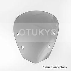 Cityclass 200i Padrão Bolha para brisa Otuky moto - Bolhas e Para-brisas para Motos Suzuki Honda Kawasaki Yamaha Dafra Kasinski Online