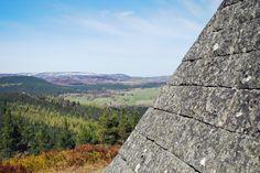 Balmoral Cairns walking route - Balmoral Estate / Royal Deeside / Aberdeenshire