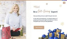 Pick the perfect gift card and turn it into the perfect gift this holiday season with this easy, two-question quiz. Want the convenience of gift cards, while still making it personal? Try this quiz. You'll become an expert gift-giver in no time! Diy Holiday Gifts, Holiday Gift Guide, Christmas Gifts, Buy Discounted Gift Cards, Discount Gift Cards, Memorable Gifts, Some Fun, Thoughtful Gifts, How To Memorize Things