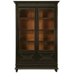 1stdibs - Antique French Napoleon III Bookcase or China Cabinet explore items from 1,700  global dealers at 1stdibs.com