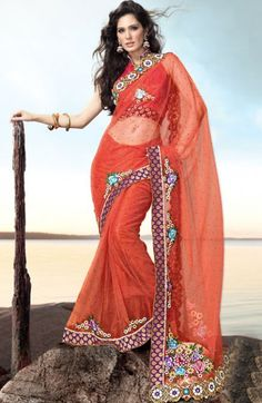 Sari (estilo Indu)