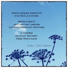 Learn Finnish, Dandelion, Flowers, Plants, Movie Posters, Instagram, Quotes, Quotations, Dandelions