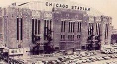 The Original Chicago Stadium Madison Avenue