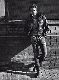 QG James Dean (minus the cigarette)