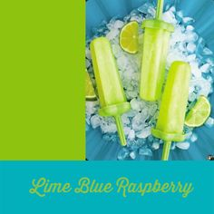 c6fed48aa5 Love the Color of These Daiquiri Lime Ice Pops and the Turquoise Platter