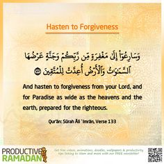 "No matter what sins you have committed, there is always a way to repent and start afresh!  Don't forget the special #Dua for the Night of Decree: ""O Allāh, You are Most Forgiving, and You love forgiveness, so forgive me.""  Click to read the article 'Sincere Repentance – A Sure Path to Forgiveness': http://proms.ly/1M8v3Ai"