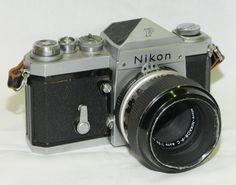 Nikon F2 Vintage