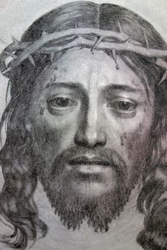 Claude Mellan (Abbeville, 1598 - Paris, 1688) La Sainte Face Estampe, 1649 Musée Boucher-de-Perthes, Abbeville