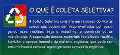 http://engenhafrank.blogspot.com.br: SAIBA O QUE É E SE TEM COLETA SELETIVA  NA SUA CID...