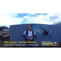 Katie Hall raising funds making a Sponsored Jump for the Encephalitis Society on Sat 29 Jul 17 at the Peterlee DZ with www.SkydiveAcademy.org.uk 01915171234 #tandemskydive #justskydive #encephalitis ♫ Van Halen - Jump Made with Flipagram - https://flipagram.com/f/1DCdf73xkny