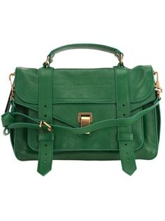 Proenza Schouler in Kelly Green!