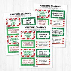 Xmas Games, Fun Christmas Games, Holiday Party Games, Christmas Music, Diy Christmas, Christmas Games For Adults Holiday Parties, Holiday Fun, Holiday Ideas, Christmas Riddles