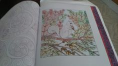 Squirrly Nutkin having funkin...from Color Me Happy