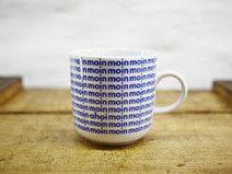 MOIN Becher * Kaffeebecher * Maritimer Becher