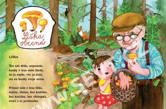 Pojďte s námi na houby! - Radomír Socha, Andrea Popprová - SEVT Autumn Activities For Kids, Elementary Science, Winnie The Pooh, Disney Characters, Fictional Characters, Education, School, Painting, Plants