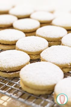 Alfajores are a trad