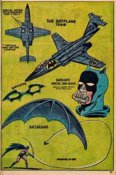 Batman: 75 Glorious Years of Bat Vehicles – Deano In America Space Ghost, Dig Gardens, Back Gardens, Comic Manga, Garden Posts, Urban Survival, Garden Structures, Dark Knight, Garden Styles