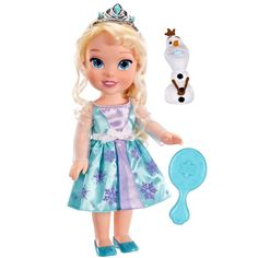 Frozen: Toddler Doll - Elsa. £32.99