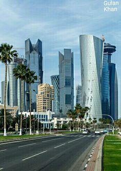 Beauty of Doha Qatar