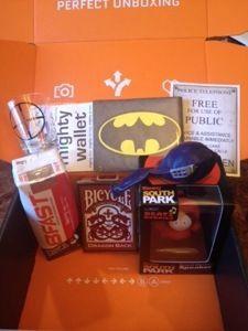 @Loot Crate Love my November Box