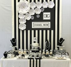 Coco chanel Mom, white and Black, see more facebook Design Lily or Instagram Design Lily