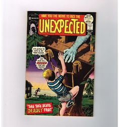 UNEXPECTED #135 Bronze Age horror stories from DC Comics! GRADE 9.2  http://www.ebay.com/itm/-/291578791280?roken=cUgayN&soutkn=Z9dBxV