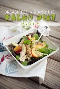 If you're breastfeeding and Paleo diet is now on your radar, check out these great recipes, tips and ideas for easily transforming your diet!