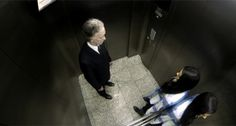 Space Channel elevator #corpse appears after being advertised as missing. Hilarious.