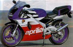 #Aprilia RS 125. I motori sono forniti dalla Rotax e dotati di valvola di scarico passiva a controllo pneumatico.