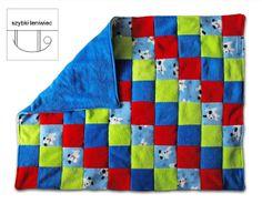 This blanket is made of two layers of fleece, it is perfect to cover the baby in cart or bed. Different colours available,   Kocyk wykonany z dwóch warstw polaru, idealny do przykrycia dziecka w wózku lub łóżeczku. Możliwość wykonania innych kolorów na zamówienie.