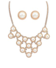 Vintage Multilayer Pearl Necklace, girls clothing need a piece of necklace to style.and this one is perfect and sweet.