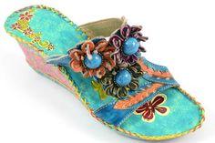 Corkys Footwear Elite Bay Blue