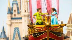 Festival of Fantasy Parade Dining Package Reservations Now Available