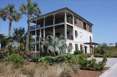 Large Luxury Beach Home, Free Arcade, Htd Pool, Gulf View, Free Bikes - VacationRentals.com