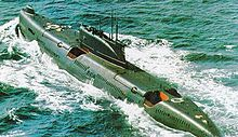 Juliett-class submarine - Wikipedia, the free encyclopedia