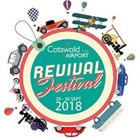 Cotswold Airport Revival Festival 2018- Get your tickets now!